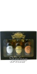 Springbank The Campbeltown Malts 3 x 0,2 ltr - Hazelburn 12, Springbank 10, Longrow Peated