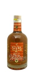 Slyrs Sherry Edition 02 bottled 2014 - finished im Pedro Ximenez Faß 0,35 ltr.