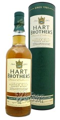 Dailuaine 1998 14 Jahre - Finest Collection Hart Brothers 0,7 ltr.