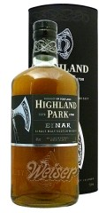 Highland Park Einar 1,0 ltr. - The Warrior Series