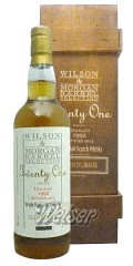 Glenburgie 1992 21 Jahre Cask 4895-4900 - Barrel Selection Wilson&Morgan 0,7 ltr.