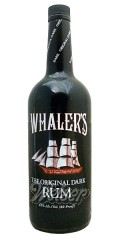 Whalers The Original Dark Rum 1,0 ltr.