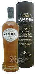 Tamdhu 10 Jahre 0,7 ltr. - The 'Can-Do-Spirit'
