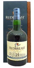 Redbreast 21 Jahre - Single Pot Still Irish Whiskey 0,7 ltr.