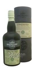Stratheden Blended Malt, Lost Distilleries No.2 - The Lost Distillery Whisky Company 0,7 ltr.