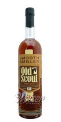 Old Scout 7 Jahre, Straight Bourbon Whiskey - Smooth Ambler Spirits 0,7 ltr.