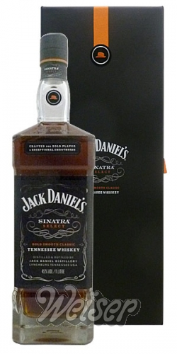 Whisky Usa Jack Daniel S Sinatra Select 1 0 Ltr