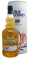 Old Pulteney Clipper Round the World - 2013 - 14 Commemorative Bottle 0,7 ltr.