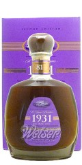 St. Lucia 1931 Rum Batch 02 - Second Edition 0,7 ltr.