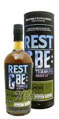 Octomore 2007 6 Jahre, Sauterne Cask R0000016746 - Rest & Be Thankful Whisky Co. 0,7 ltr.