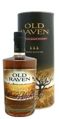 Old Raven 2008 ca. 7 Jahre 0,5 ltr. - Triple Distilled Austrian Whisky