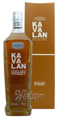 Kavalan Single Malt Whisky 0,7 ltr.