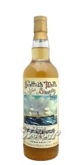 Highland Park 1995 19 Jahre, Cask 1508 - The Scottish Malt's Steamship Line - Jack Wiebers 0,7 ltr.