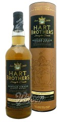 Girvan 1994 20 Jahre, Single Grain - Single Cask, Hart Brothers 0,7 ltr.