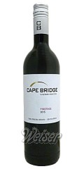 Cape Bridge Pinotage 2014 0,75 ltr.