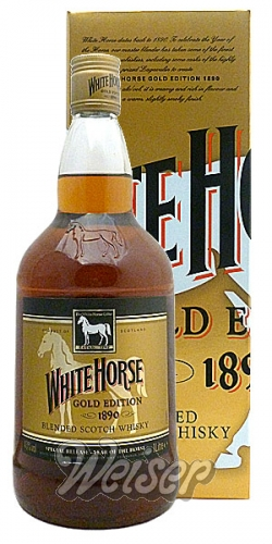 White Horse Gold Edition 1890 1,0 ltr. Special Release, Year of the Horse