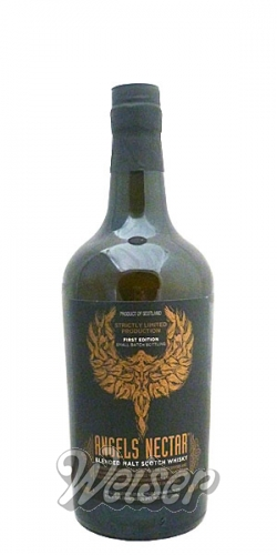 Angels' Nectar Blended Malt Whisky 0,7 ltr.