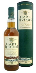 Linkwood 1990 22 Jahre - Finest Collection, Hart Brothers 0,7 ltr.