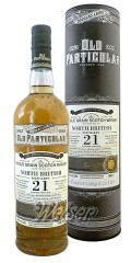 North British 21 Jahre, Single Grain - Old Particular, Douglas Laing & Co. 0,7 ltr.