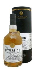 Girgvan 1988 26 Jahre, Single Grain Cask HL11119 - The Sovereign, Hunter Laing 0,7 ltr.