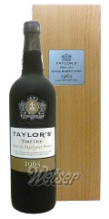 Taylor's 1965 Very Old Single Harvest Port 0,75 ltr.