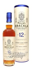 Royal Brackla 12 Jahre 0,7 ltr. - The Last Great Malts