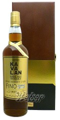Kavalan Solist Single Malt Whisky 0,7 ltr. - Fino Sherry Cask, Cask Strength, S060814051