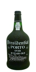 Presidential Port 0,75 ltr. - Over 40 Years Old