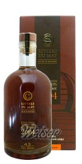 Riviere du Mat, Rhum Vieux Traditional 0,7 ltr. - Millesime 2004, Collection Cercle des Tangliers