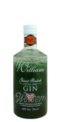 Williams Great British Extra Dry Gin 0,7 ltr.
