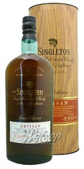 The Singleton of Dufftown Artisan 1,0 ltr. - Reserve Collection, travel retail