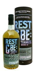 Tobermory 1996, Cask 126 - bottled 2015 - Rest & Be Thankful Whisky Co. 0,7 ltr.