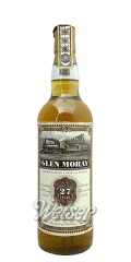 Glen Moray 1988 27 Jahre, Cask 1341 - Old Train Line, Jack Wiebers 0,7 ltr.
