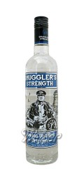Smuggler's Strength Gin 0,7 ltr. - London Distilled Dry Gin