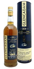 Glencadam 19 Jahre, Rather Enriched - Oloroso Cask Sherry Finish 0,7 ltr.