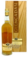 Glencadam 25 Jahre 0,7 ltr. - The Remarkable