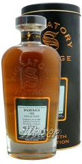 Balmenach 1988 26 Jahre, Cask 2905 - Cask Strength Collection, Signatory 0,7 ltr.