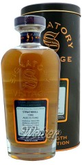 Strathmill 1990 25 Jahre, Cask 100194 - Cask Strength Collection, Signatory 0,7 ltr.