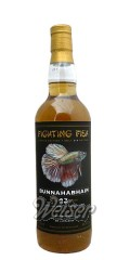 Bunnahabhain 1991 23 Jahre Fighting Fish - selected for Monnier Trading, Jack Wiebers 0,7 ltr.