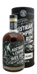 Austrian Empire Navy Rum 0,7 ltr. - Solera 21 Blended