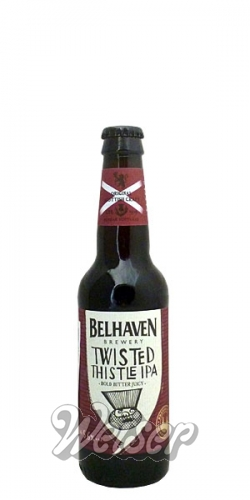 Belhaven Brewery Twisted Thistle IPA 0,33 ltr.