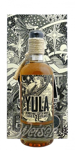 Yula 21 Jahre Cask Strength, Limited Release Chapter Two Islay and Island Blended Malt, Douglas Laing 0,7 ltr.