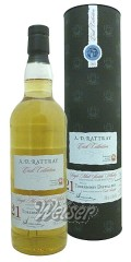 Tobermory 1995 21 Jahre, Cask 437 - Cask Collection, A. D. Rattray 0,7 ltr.