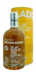 Bruichladdich 2009 Islay Barley - Claggan, Cruach, Island and Mulindry Farms 0,7 ltr.
