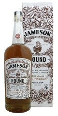 Jameson Irish Whiskey 1,0 ltr. - The Deconstructed Series - Round