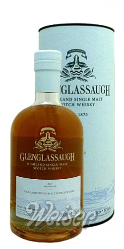 Glenglassaugh Port Wood Finish 0,7 ltr.
