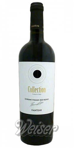 Fantini Collection Supreme Italian Red Blend 2016 0,75 ltr.