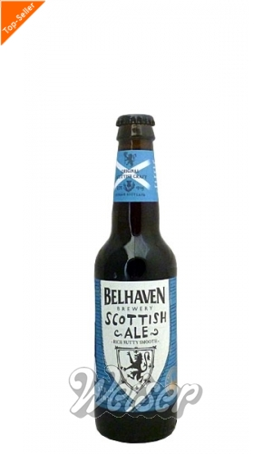 Belhaven Brewery Scottish Ale 0,33 ltr.