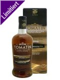 Tomatin Five Virtues 0,7 ltr. - Limited Wood Edition