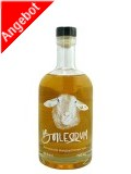 Boilerrum 0,7 ltr. Naturally designed brown Rum